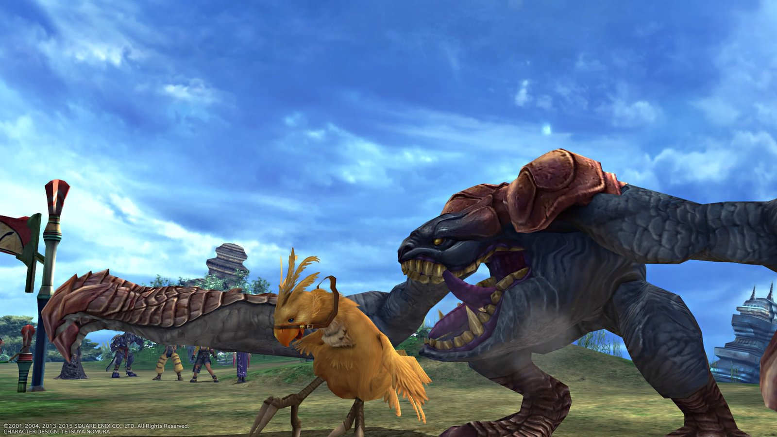 Ffxs Chocobo Eaters Brilliant Game Design Whats In A Game
